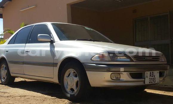 Buy Used Toyota Carina Black Car in Chipata in Zambia