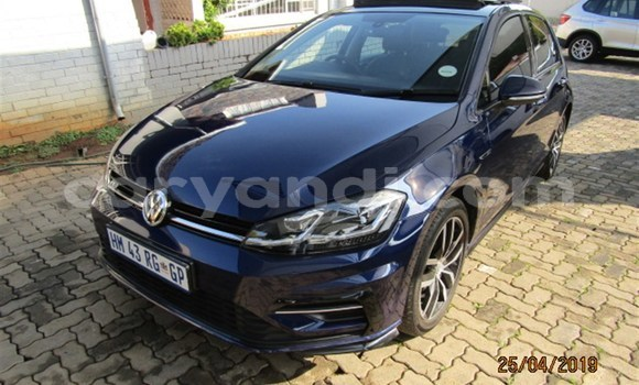Buy Used Volkswagen Golf Other Car in Lusaka in Zambia
