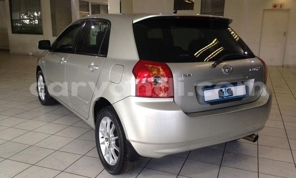 Acheter Occasion Voiture Toyota Runx Gris à Lusaka, Zambie