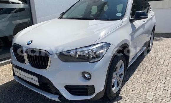 Buy Used BMW X1 White Car in Livingstone in Zambia