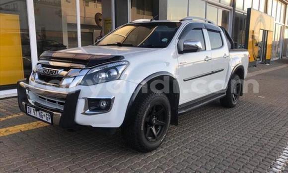 Buy Used Isuzu KB White Car in Lusaka in Zambia