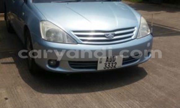 Buy Used Toyota Allion Black Car in Chipata in Zambia