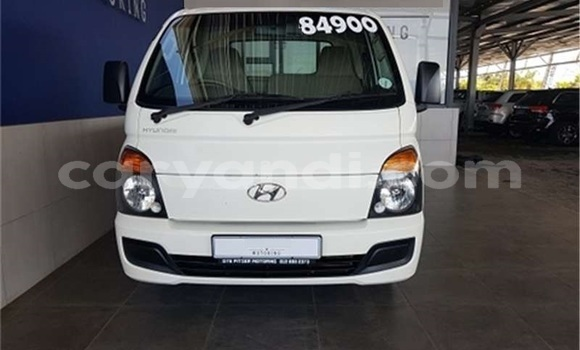 Buy Used Hyundai H200 White Car in Lusaka in Zambia
