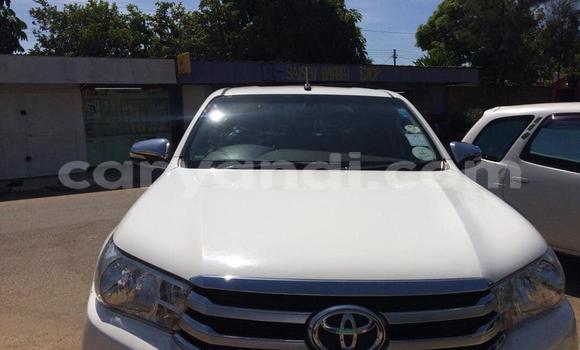 Tenga Tsaru Toyota Hilux Chena Mota in Lusaka in Zambia