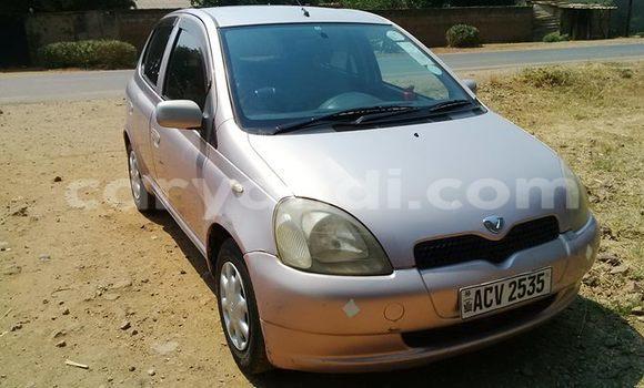 Buy Used Toyota Vitz Black Car in Chipata in Zambia