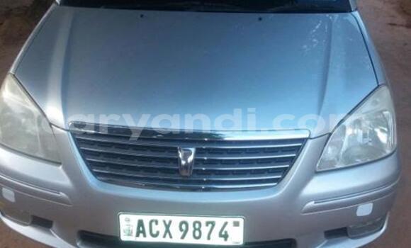 Buy Used Toyota Previa Black Car in Chipata in Zambia