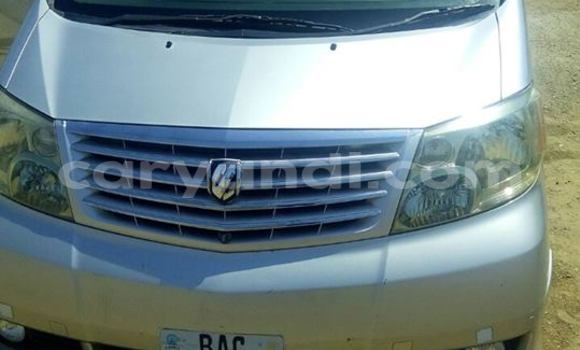 Buy Used Toyota Alphard Black Car in Chipata in Zambia