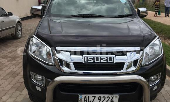 Buy Used Isuzu KB Black Car in Lusaka in Zambia