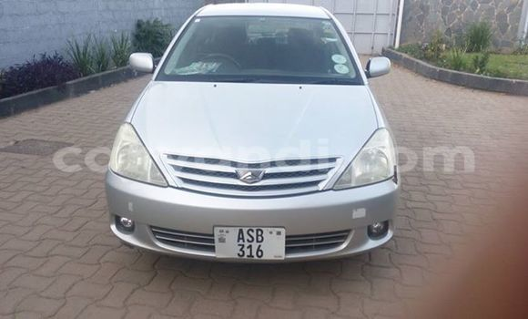 Buy Used Toyota Allion Black Car in Chipata in Zambia