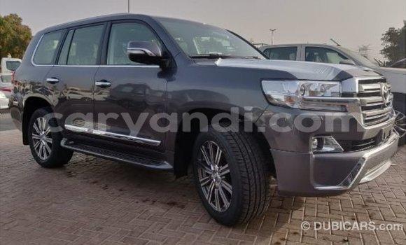 Nunua Imported Toyota Land Cruiser Nyingine Gari ndani ya Import - Dubai nchini Zambia