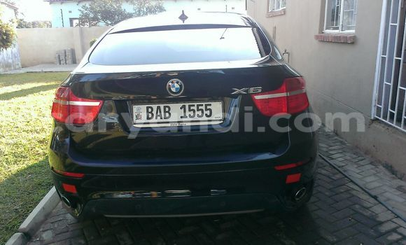 Buy Used BMW X6 Black Car in Chipata in Zambia