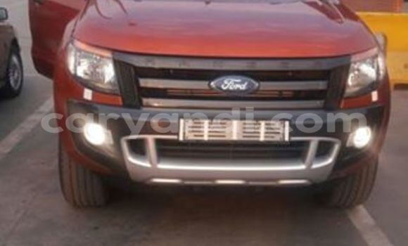 Buy Used Ford Ranger Black Car in Chipata in Zambia