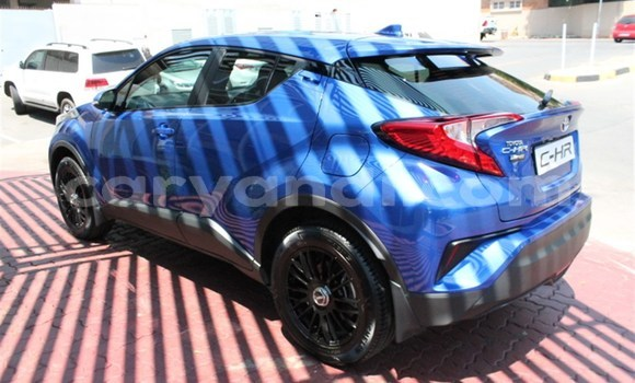 Buy Used Toyota C-HR Blue Car in Chingola in Zambia