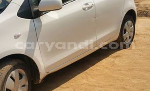 Buy Used Toyota Vitz Black Car in Chipata in Zambia