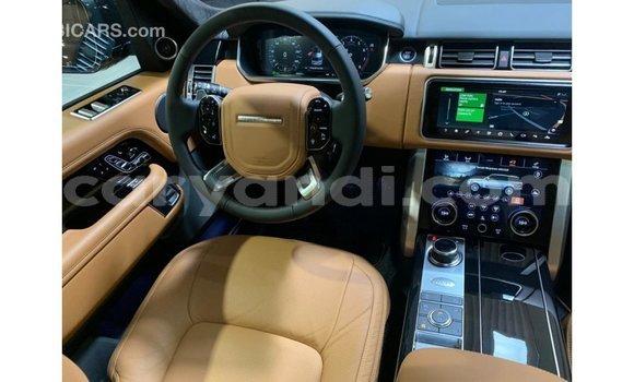 Buy Import Land Rover Range Rover Black Car in Import - Dubai in Zambia
