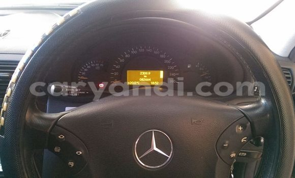Buy Used Mercedes–Benz C–Class Black Car in Chipata in Zambia