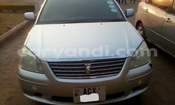 Buy Used Toyota Previa Black Car in Chipata in Zambia