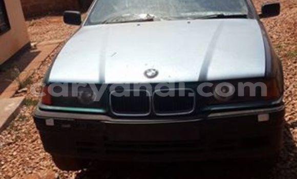 Buy Used BMW 1–Series Black Car in Chipata in Zambia