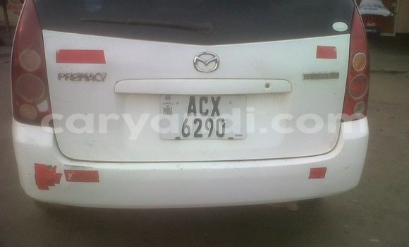 Buy Used Mazda Premacy Black Car in Chipata in Zambia