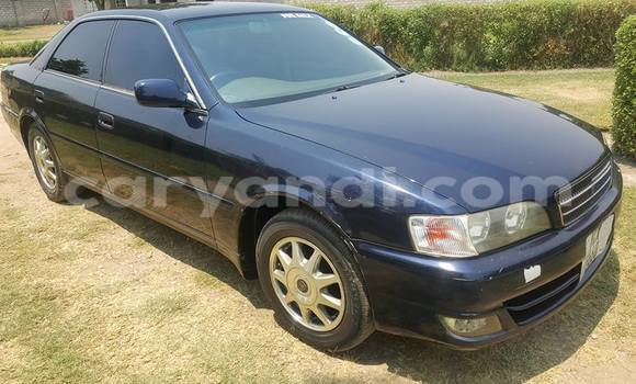 Buy Used Toyota Camry Black Car in Chipata in Zambia