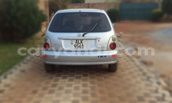 Buy Used Toyota Starlet Black Car in Chipata in Zambia