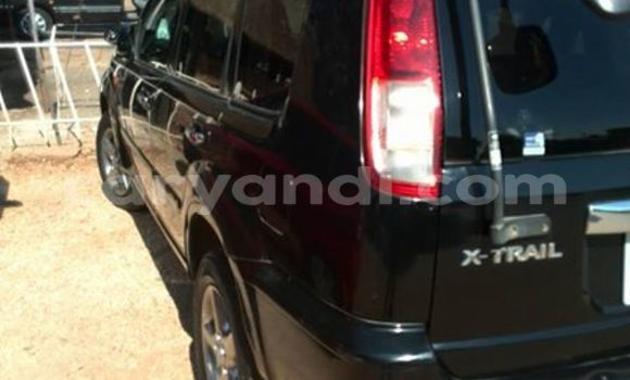Buy Used Nissan X-Trail Black Car in Chipata in Zambia