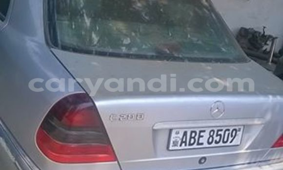 Buy Used Mercedes–Benz 200 Black Car in Chipata in Zambia