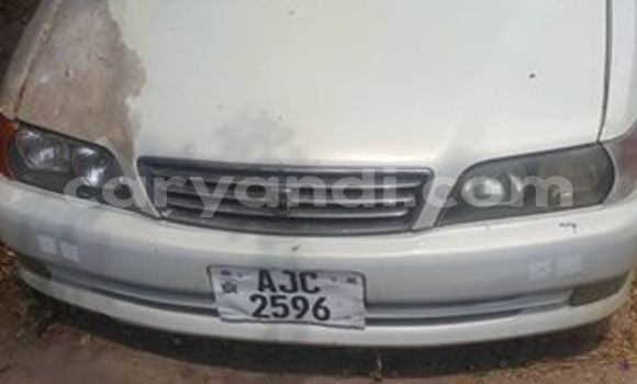 Buy Used Toyota Caldina Black Car in Chipata in Zambia