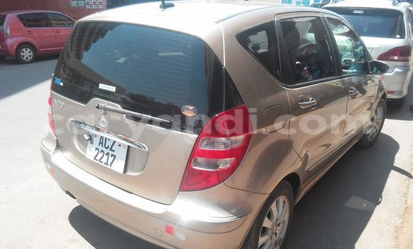 Buy Used Mercedes–Benz A–Class Black Car in Chipata in Zambia