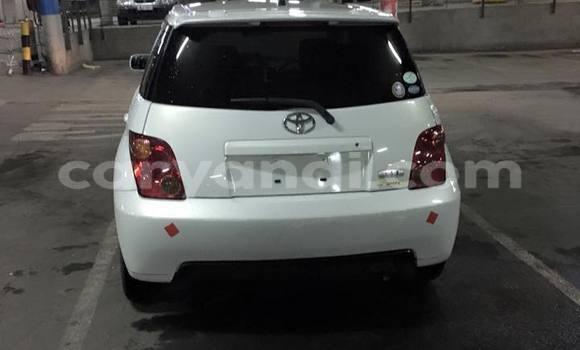 Buy New Toyota Vitz White Car in Chingola in Zambia