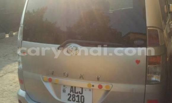 Buy Used Toyota Voltz Black Car in Chipata in Zambia