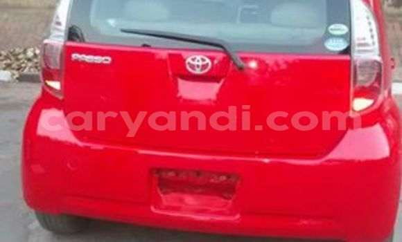 Buy Used Toyota Paseo Black Car in Chipata in Zambia