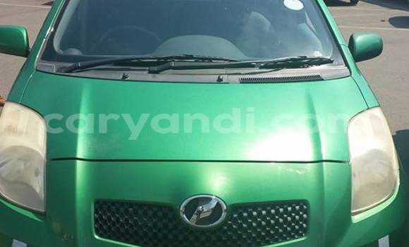 Buy Used Toyota Vitz Car in Chipata in Zambia