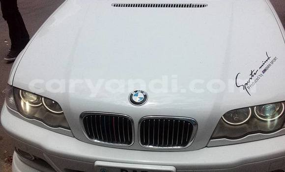 Buy Used BMW 3–Series White Car in Chipata in Zambia