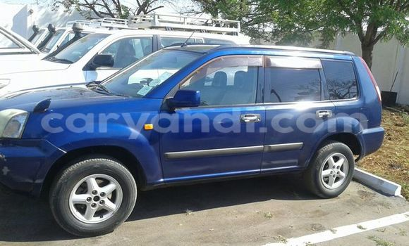 Buy Used Nissan X–Trail Blue Car in Chipata in Zambia