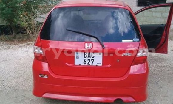 Buy Used Honda HR-V Red Car in Chipata in Zambia