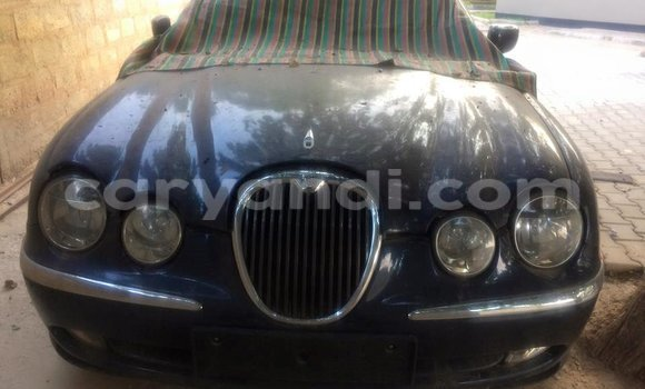 Buy Used Jaguar S–Type Black Car in Chipata in Zambia