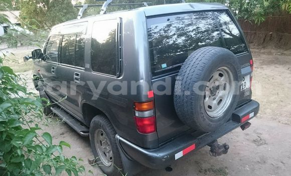 Buy Used Isuzu D–MAX Black Car in Chipata in Zambia