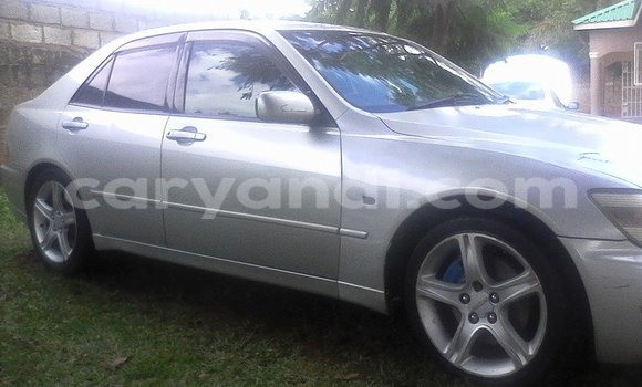 Buy Used Toyota Altezza Other Car in Chingola in Zambia