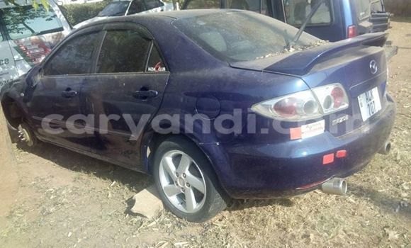 Buy Used Mazda Atenza Blue Car in Chipata in Zambia