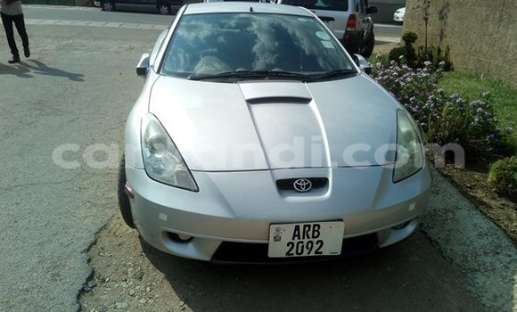 Buy Used Toyota Celica Silver Car in Chipata in Zambia