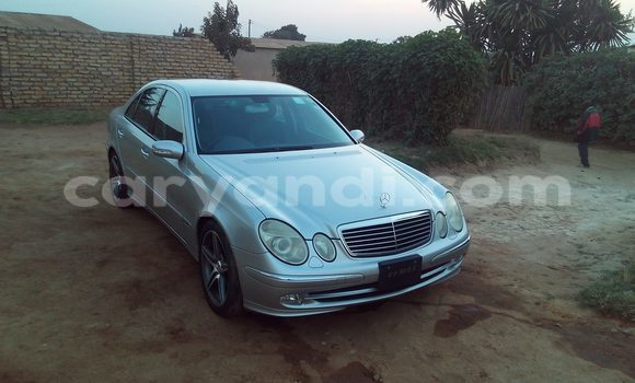 Buy Used Mercedes-Benz E-Class Other Car in Chipata in Zambia