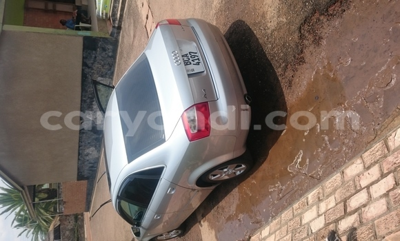 Buy Used Audi A4 Silver Car in Kitwe in Zambia