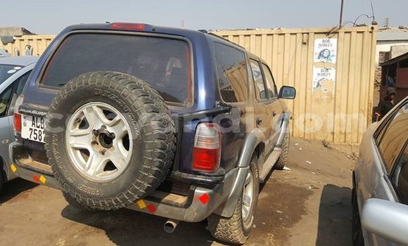 Buy Used Toyota Hilux Surf Other Car in Chipata in Zambia