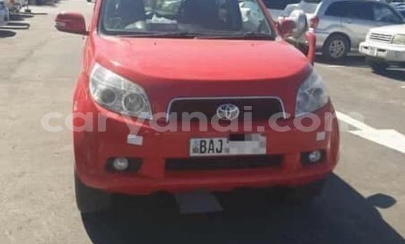 Buy Used Toyota Rush White Car in Lusaka in Zambia - CarYandi