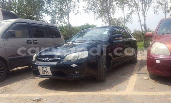 Buy Used Subaru Outback Black Car in Chipata in Zambia
