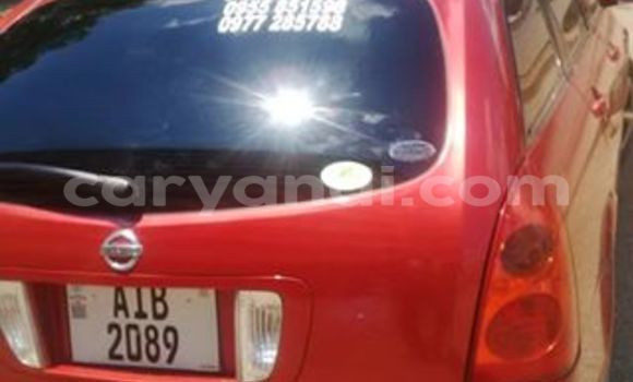 Buy Used Nissan Primera Red Car in Chipata in Zambia