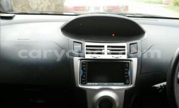 Buy Used Toyota Vitz Car in Chingola in Zambia