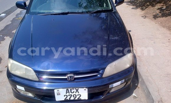 Buy Used Honda Accord Blue Car in Chipata in Zambia