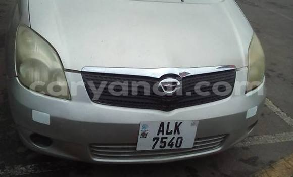 Buy Used Toyota Sienna Silver Car in Chipata in Zambia